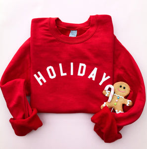 Holiday Pullover ~ Children's