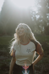 Let the Sunshine In ~ Ladies tee