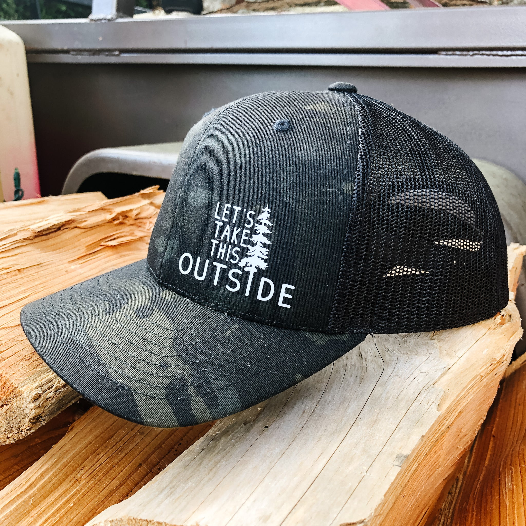 Let's Take this Outside Hats