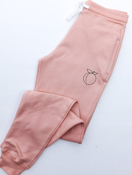 Peachy Pants (Joggers) ~ Adult Unisex