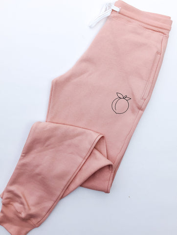 Peachy Pants (Joggers) ~ Ladies