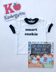 Perfectly Imperfect Smart Cookie Tees - No defects