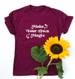 Make Your Own Magic Tee