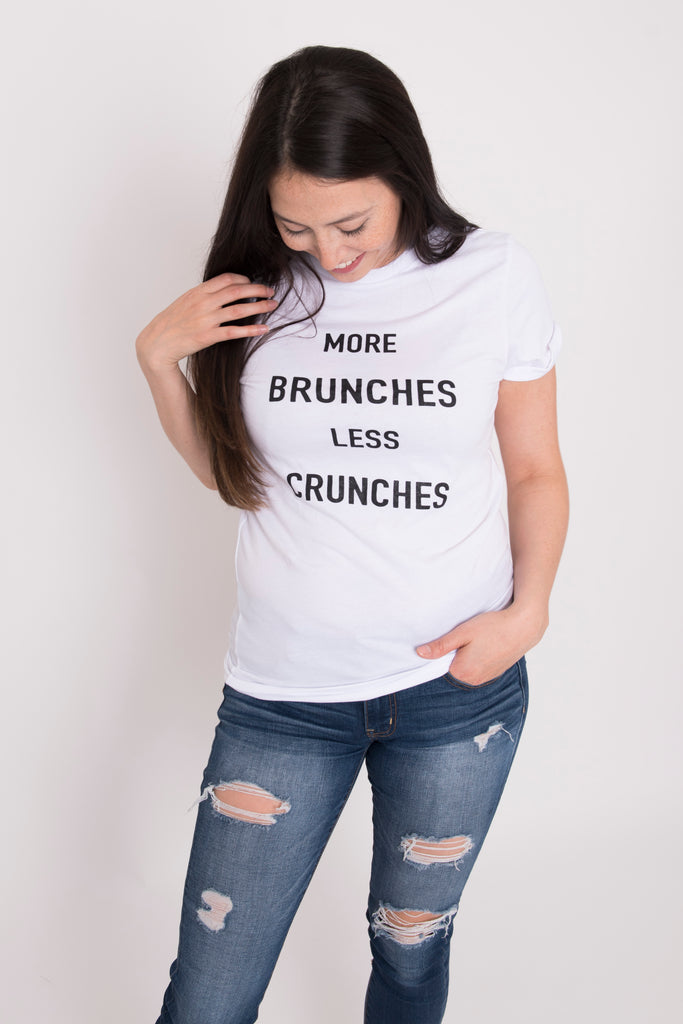 More Brunches Less Crunches (please!)