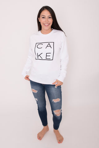 The Couture CAKE Pullover