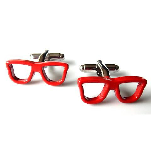 Mancuernillas de Lentes Hipster  - Red Box Fashion Accessories