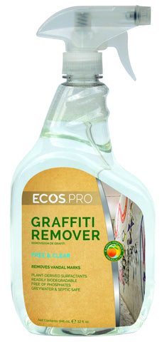 Graffiti Remover (PL9347/6), 32 oz spray
