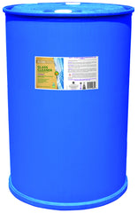 Glass Cleaner Concentrate, Earth Friendly ECOS Pro Product, 55 gallon drum