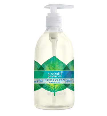 Seventh Generation Natural Hand Soap, 12 oz.