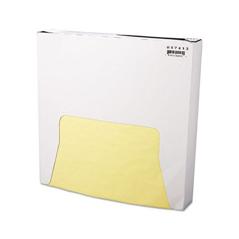 Grease Resistant Paper Wrap & Liner, 12 x 12