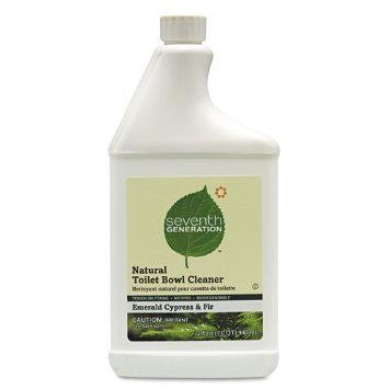 Toilet Bowl Cleaner, 32 oz., Emerald Cypress/Fir Scent