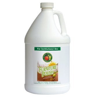 Furniture Polish Cleaner, Conditioner and Protectant, (PL9731/04) 4 pk - gallon
