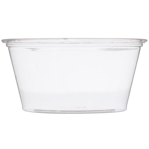 Fabri-Kal, Translucent Portion Cups, 2 oz., 10/250/case