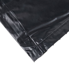 "55-60 Gallon 1.5 Mil 38"" x 58"" Low Density Can Liner - 100/Case"