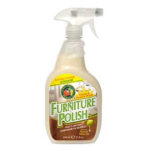 Furniture Polish Cleaner (PL9731/6), Conditioner and Protectant, 32 oz spray