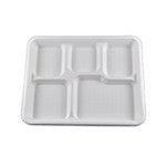 5 Compartment Value Tray, 4/125/case