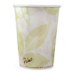 Food Container, 32 oz., Compostable, Ingeo PLA-Lined, 20/25/case