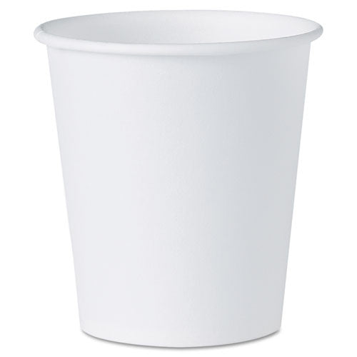 Solo Treated Paper Water Cups, 3 oz.
