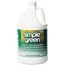 Simple Green Biodegradable Degreaser Cleaner, 1 gal.