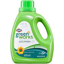 Green Works Liquid Laundry Detergent, 90 fl. oz.