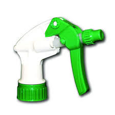 "Impact® General Purpose Trigger Sprayer, 9-7/8"", Green/White, 24/case"