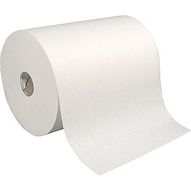 enMotion® High Capacity Recycled Roll Towel, White, 10