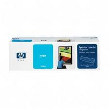 Genuine OEM HP Toner Cartridge, Cyan, 25,000 page yield.