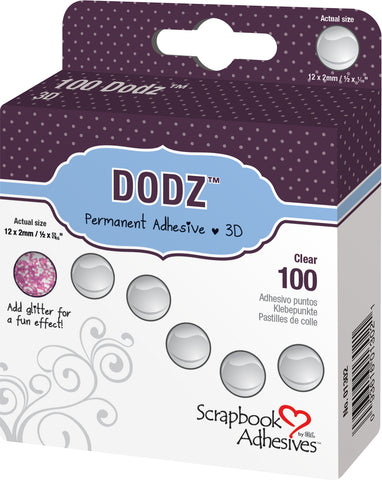 Scrapbook Adhesives Dodz 3D Self-Adhesive Dots