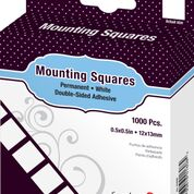 Scrapbook Adhesives White Photo Mounting Squares - 1,000