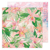 Heidi Swapp Art Walk Full Bloom Patterned Paper