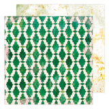 Heidi Swapp Art Walk Casita Patterned Paper