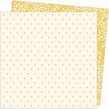 American Crafts Amy Tangerine Late Afternoon Sweeter Than Honey Patterned Paper
