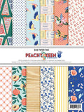Fancy Pants Peachy Keen 6x8 Paper Pad