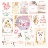 Prima Marketing With Love Ephemera Embellishments