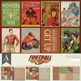 Authentique All-Star Football Paper Pack