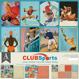Authentique All-Star Club Sports Paper Pack