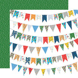 Carta Bella Let's Celebrate Birthday Banners Patterned Paper