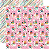 Carta Bella Pack Your Bags Travel Buddy Patterned Paper