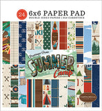 Carta Bella Summer Camp 6x6 Paper Pad