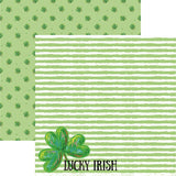Reminisce Lucky Irish Lucky Day Patterned Paper