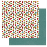 Photoplay Paper O Canada 2 Toques Patterned Paper