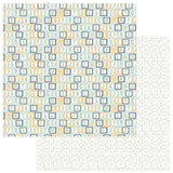 Photoplay Paper Snuggle UP Boy All Stacked Up Patterned Paper