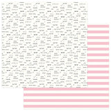 Photoplay Paper Snuggle UP Girl Dream Darling Patterned Paper