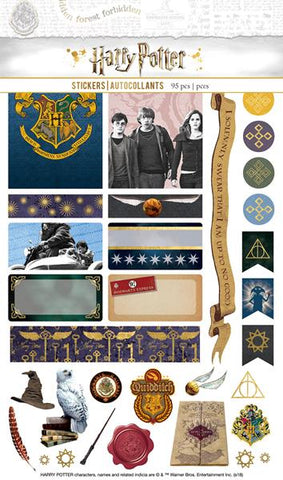 Paper House Productions Harry Potter Planner Stickers