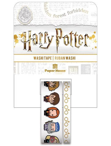 Paper House Productions Harry Potter Chibi Washi Tape