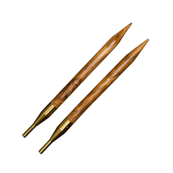 addi Click Accessory Nature Olive Wood Tips - ucoomy