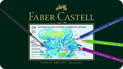 "Faber Castell Watercolor Pencils ""Albrecht Durer"" Tin Of 120 - ucoomy"