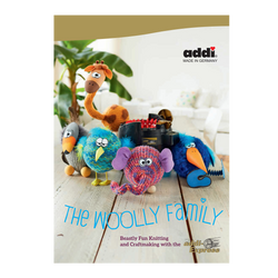 "Pattern Book ""The Woolly Family"""