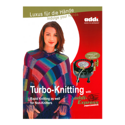 "Pattern Book ""Turbo-Knitting with addi Express Professional"""