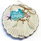 Seashell XL CR1411 - ucoomy